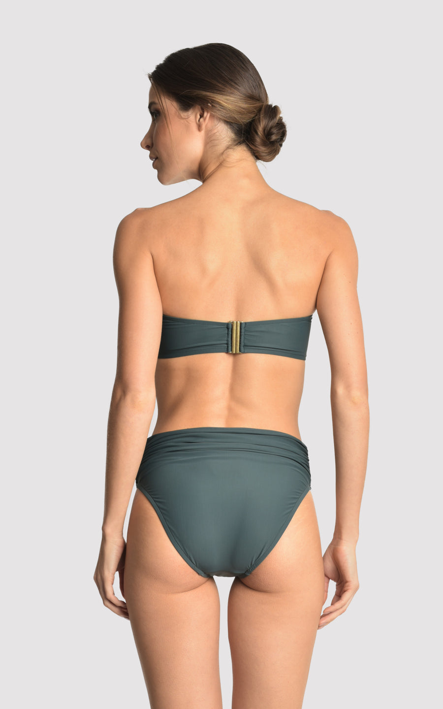 Atlantic Bikini High Waist Bottom
