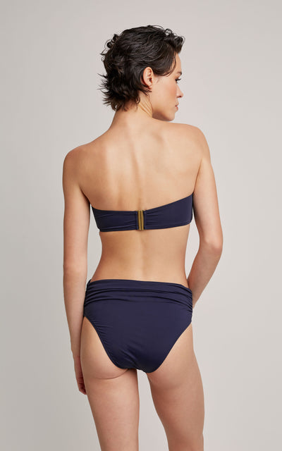 Shangai Drop Bandeau Top and High Waist Bottom (SUSTAINABLE COLLECTION)