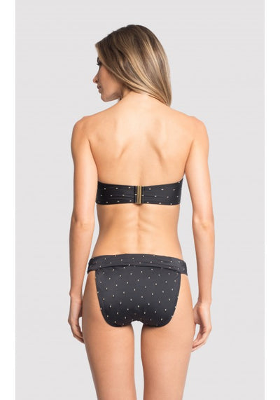 Tantra Drop Embroidered Bikini Top and Lenny Bottom