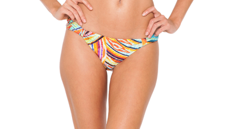 Oca  Bikini Bottom Sash Full (Final Sale)