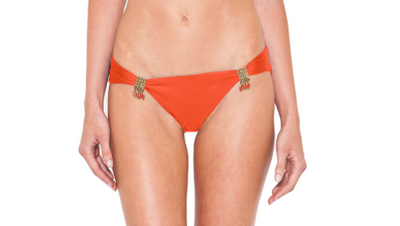 Red Coral Bikini Adjustable Delhi (Final Sale)