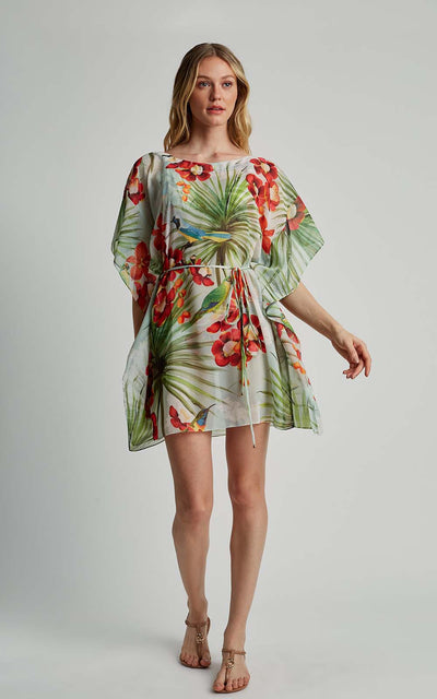 Map New Caftan Cover-Up