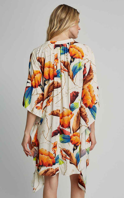 Terra Nova Frilled Cover-Up