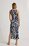 Araguia Printed Knot Cover-Up