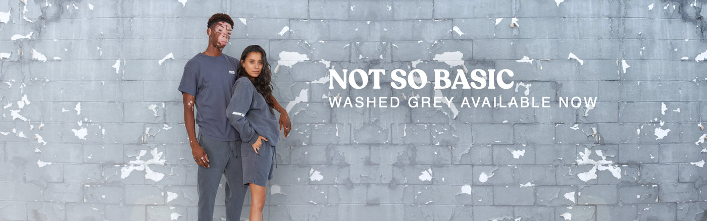Washed Grey