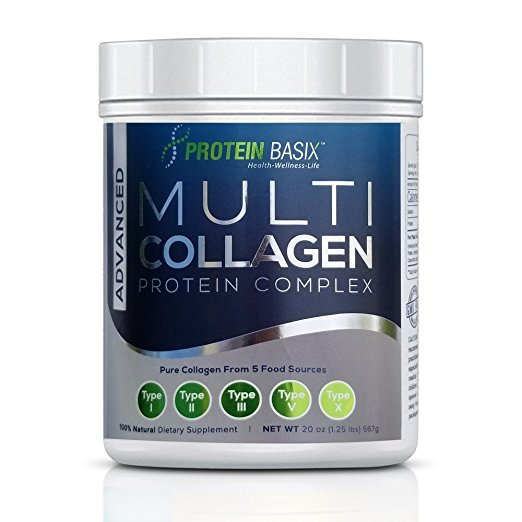 Advanced Multi Collagen Complex - Collagen types I, II, III, IV and X