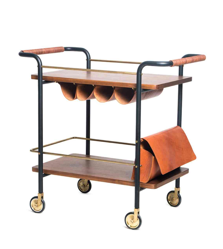 Negroni Bar Cart