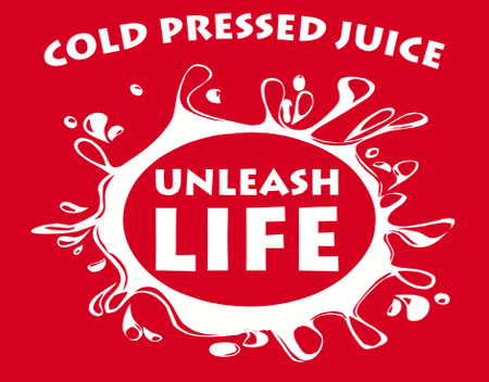 Unleash LIFE Cold Pressed Juice Weekly Delivery