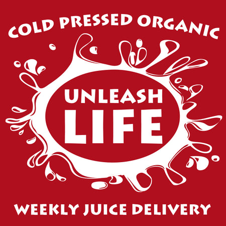 Unleash LIFE Cold-Pressed Juice