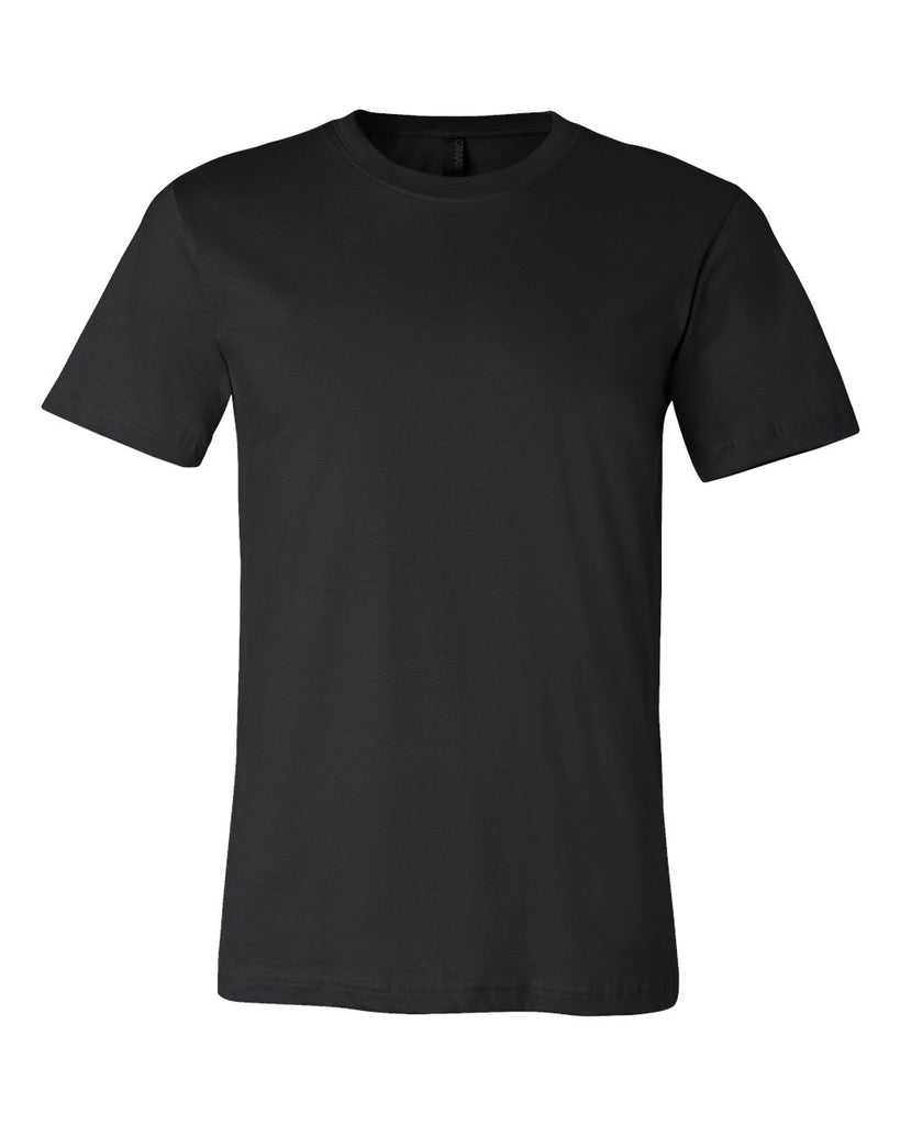 3001 Canvas Black T-shirts (lot of 435)