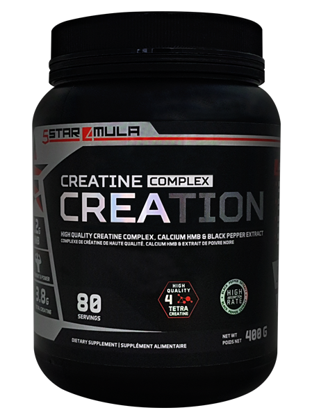 5Star CREAtion - Creatine Complex