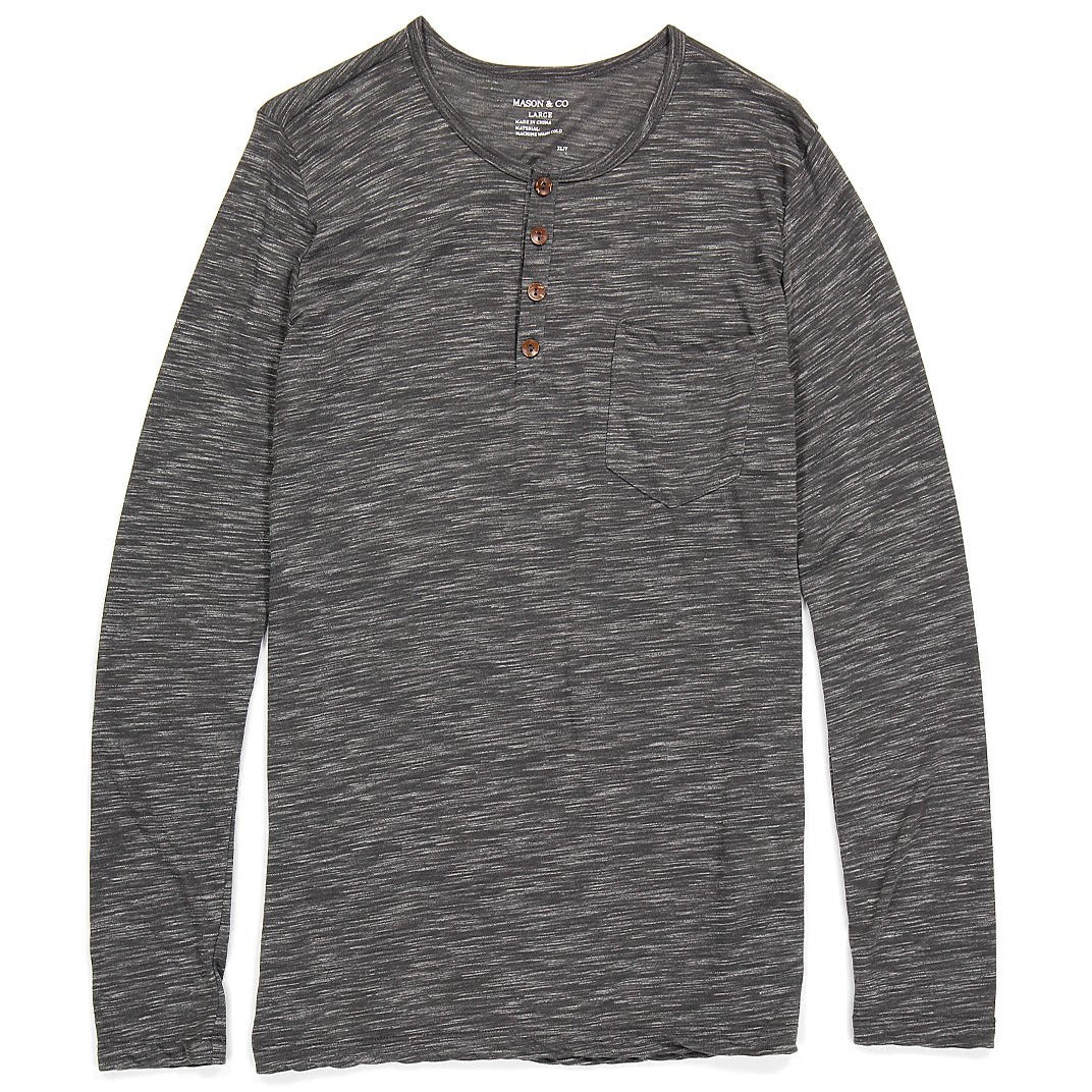 Henley, Heather Black