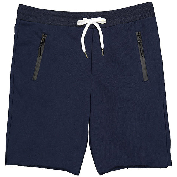 French Terry Shorts - Navy