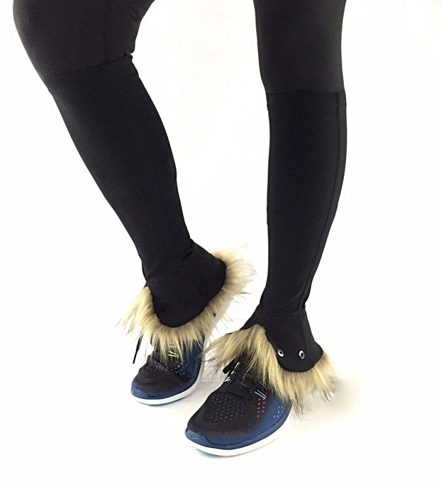 leg warmers kimblz snicker cuff up able long hair front