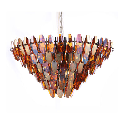 Sol Odeon Crystal 6-Tier Chandelier - Italian Concept