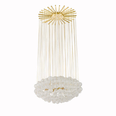 Sol Bubble Glass Chandelier - Italian Concept