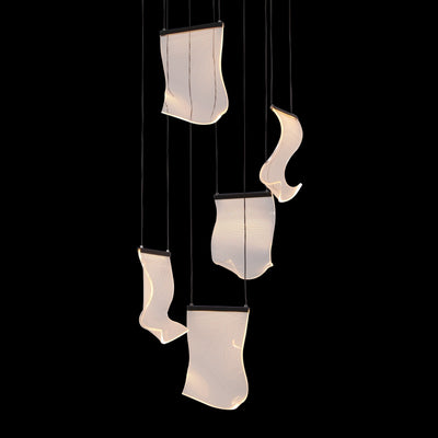 Axien Paper LED Foyer Pendant Light - Italian Concept
