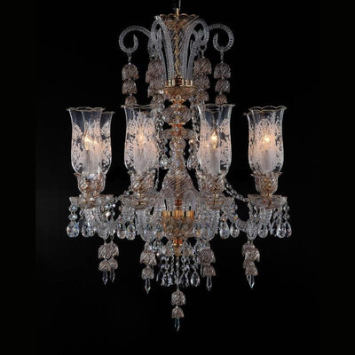 15 Light Marbella Chandelier - Italian Concept