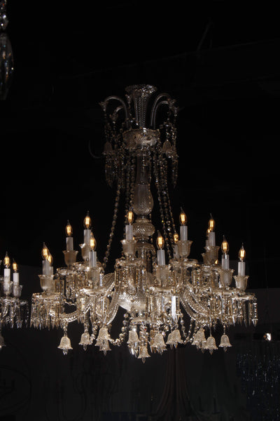 18 Light Antoinette Crystal Chandelier - Italian Concept