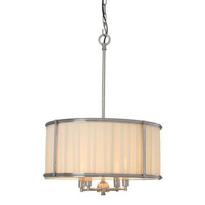 Abelene Drum Shade Pendant Light - Italian Concept