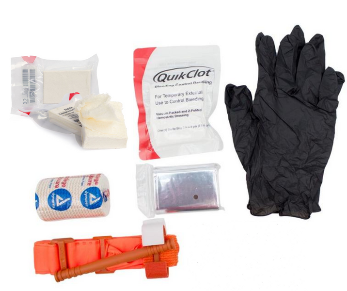 5 Essential Items for a Trauma Kit