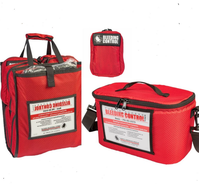 NORTH AMERICAN RESCUE® Bleeding Control Collection (C-A-T®)