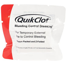 QUIKCLOT® Hemostatic Products