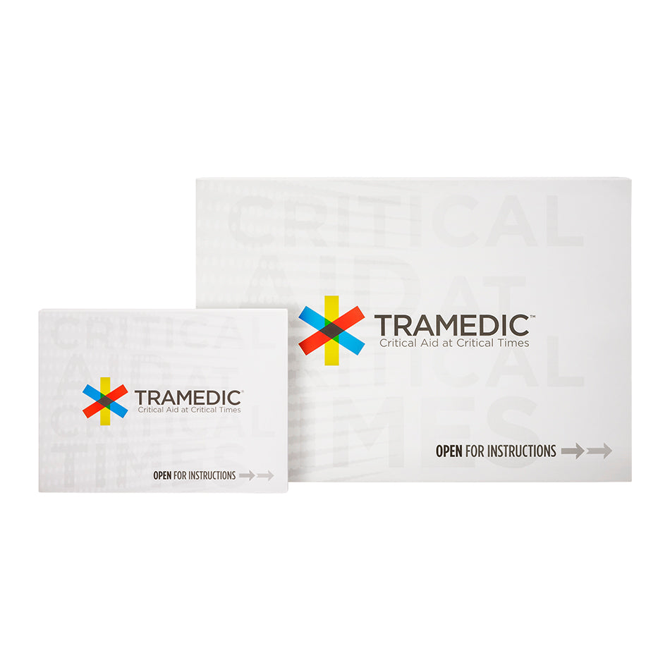 TRAMEDIC® POINT-OF-INJURY VIDEO INSTRUCTIONS