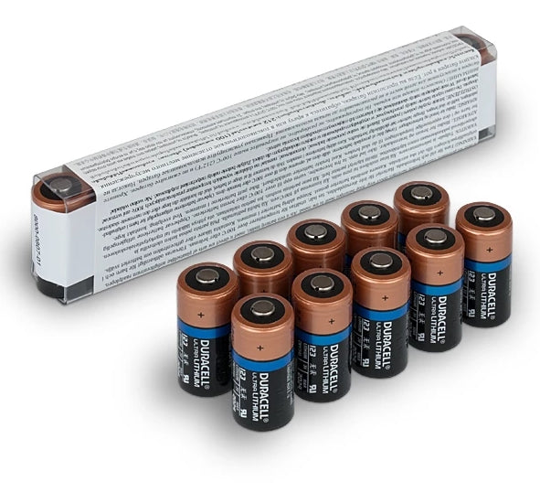 5 Year Replacement Batteries for ZOLL AED PLUS (10 pack)