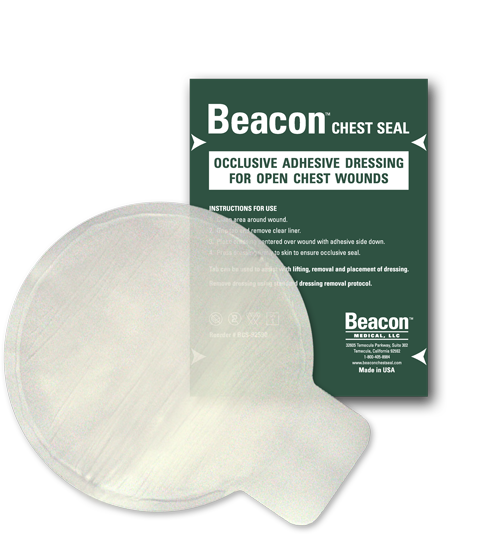 Beacon Chest Seal - Non-vented - Kit Size - From $10.99
