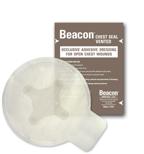 Beacon Chest Seal - Vented - Kit Size