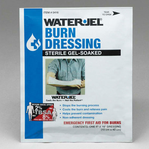 Water Jel Burn Dressing $8.00