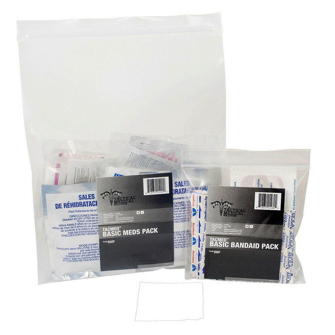 SALE: TACMED™  Basic Meds and BandAid Pack $15.83