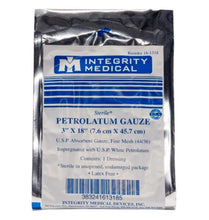 2 Pack Petrolatum Gauze and Tape-  $7.00