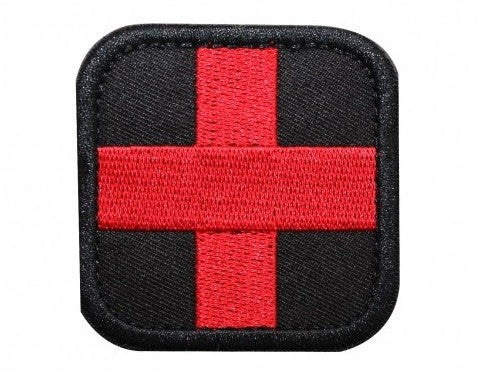 Red Cross Patch -  $4.00