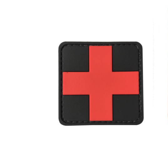 Red Cross PVC Patch
