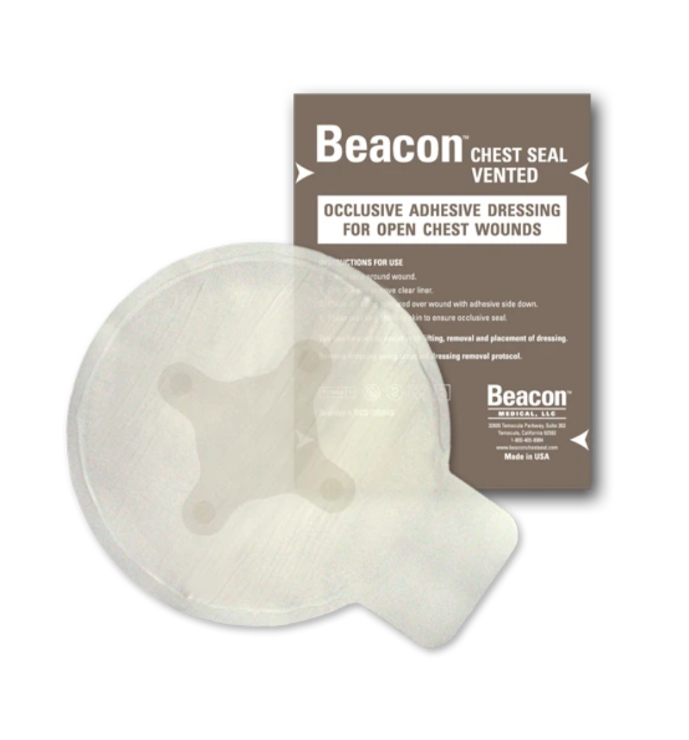 Beacon Chest Seal - Vented - Kit Size - SALE $9.40