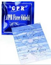 Adsafe CPR Face Shield  $2.00