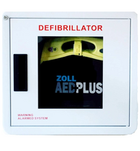 Wall cabinets for the ZOLL AED Plus®