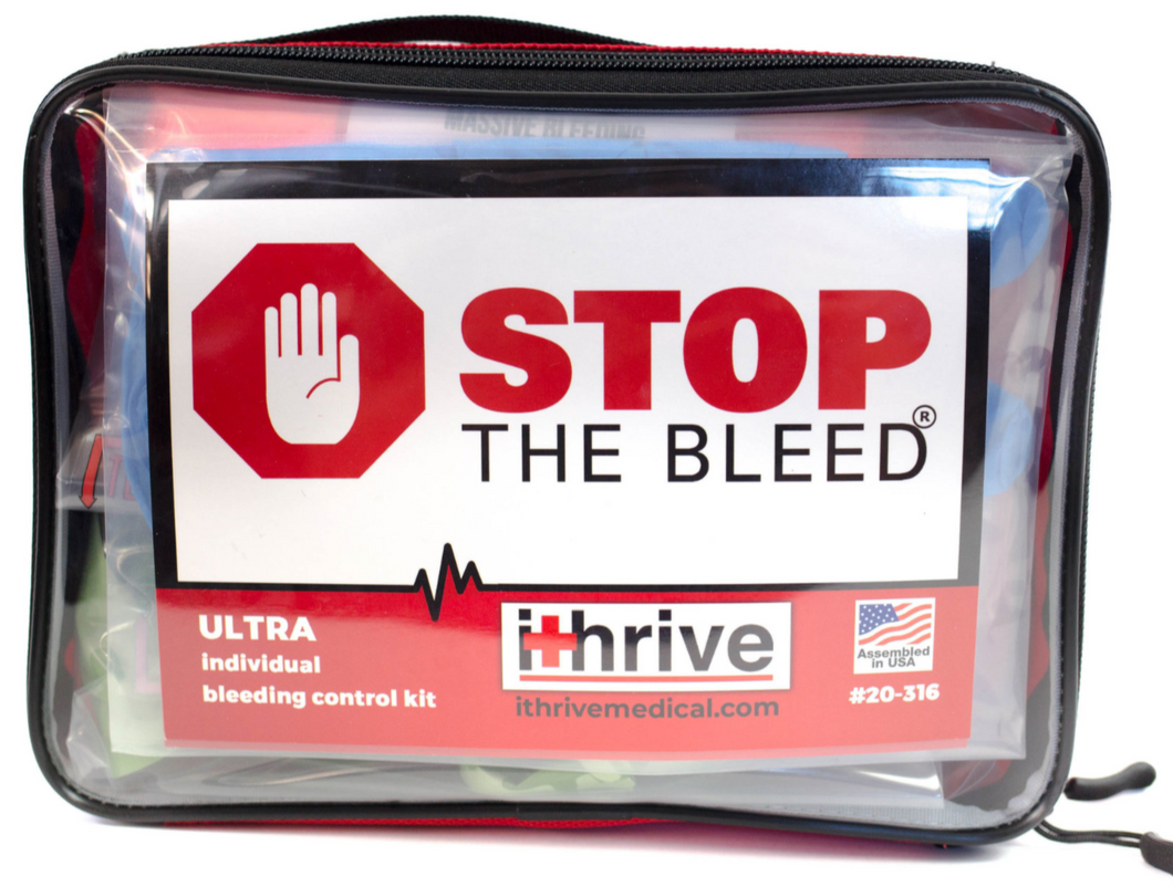 * STOP THE BLEED® Collection by iTHRIVE® (CAT®)