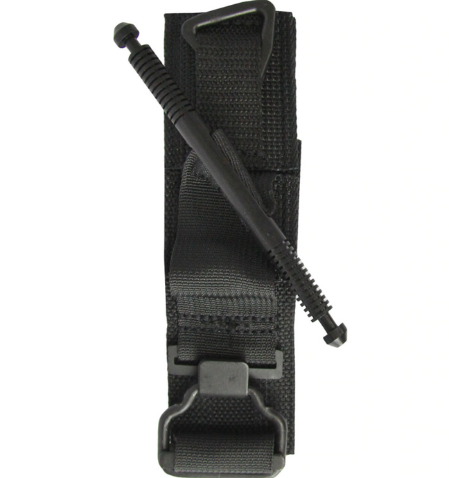 SOF® Tactical Tourniquet GEN 4 - BLACK-  NO RETENTION CLIP. $24.90