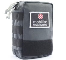Mobilize Rescue COMPACT Kit with Treatment Reference Phone App (SOF-T)