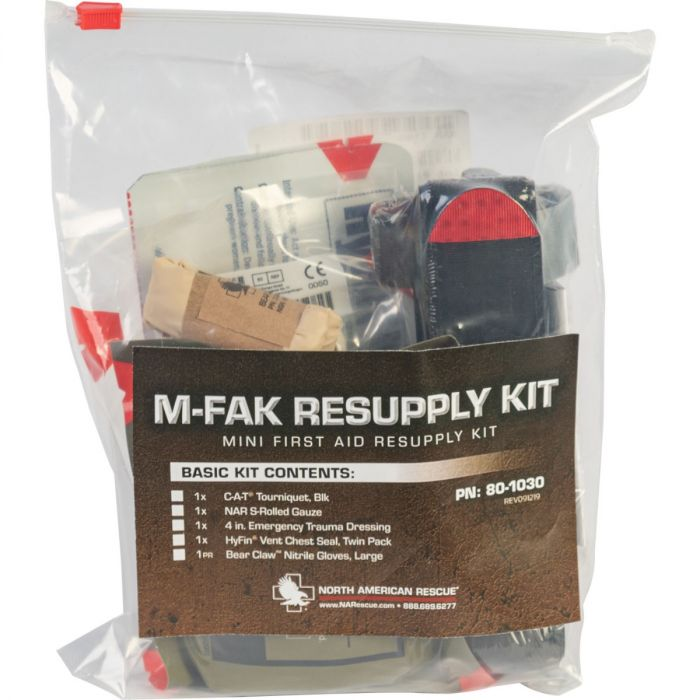 ROO-Mini IFAK Kit (CAT)
