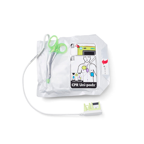 ZOLL® AED 3 - CPR Uni-padz™III Universal (Adult/Pediatric) electrodes