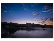 Serene Slumber of the Tufa (Aluminum Print - No Frame)