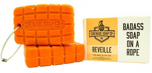 Grenade Soap in REVEILLE - 3 bar subscription