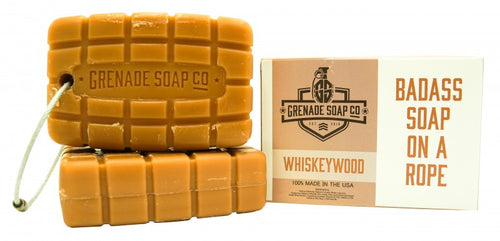 GRENADE SOAP CO™ - GRENADE SOAP™ in WHISKEYWOOD