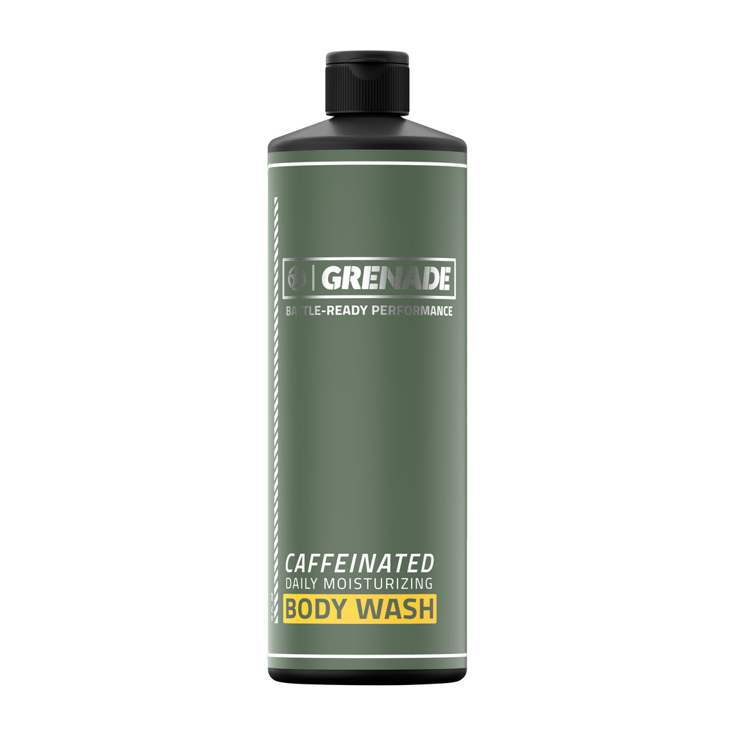 Grenade Caffeinated Daily Moisturizing Body Wash