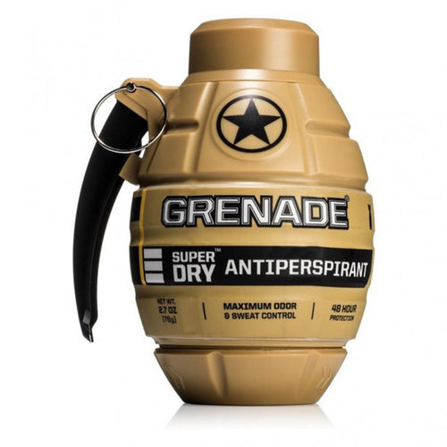 GRENADE® SUPER DRY™ ANTIPERSPIRANT