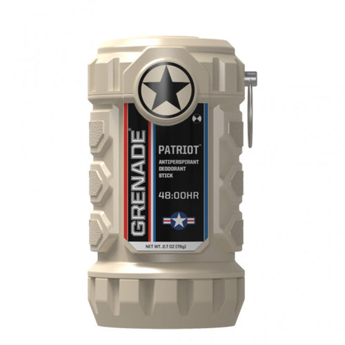 GRENADE [PATRIOT] ANTIPERSPIRANT MK4 - Coming Soon!